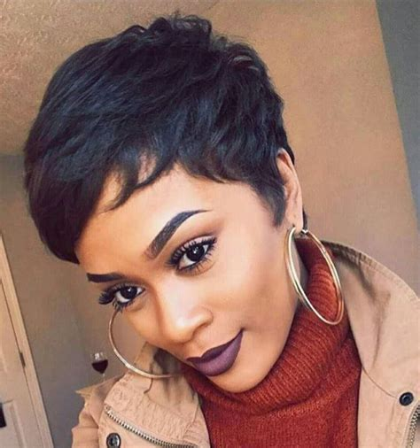 short haircuts for black women com 41 best short wigs images on pinterest short bobs short