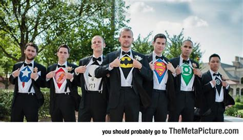 cool wedding pictures coolest groomsmen picture