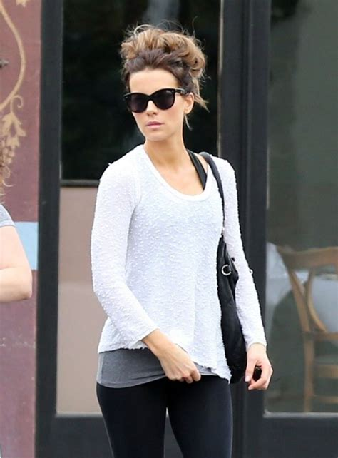 Kate Beckinsale Out And About by Kate Beckinsale Out And About In West Hawtcelebs
