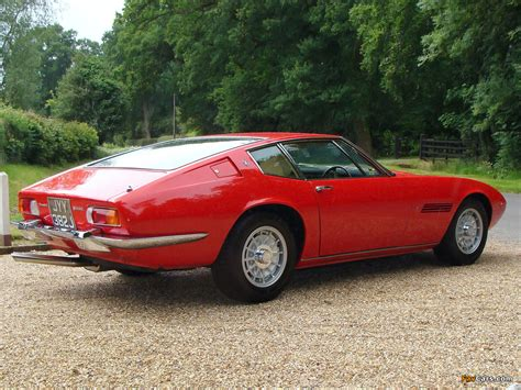 Picture Of A Maserati by Pictures Of Maserati Ghibli Ss 1970 73 1024x768