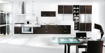 Modern Black And White Kitchen Designs Gallery For Gt Modern White And Black Kitchen