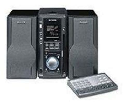 xr ms3 compact home theater system by aiwa valuation