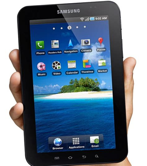 update android tablet original galaxy tab receives gingerbread update notebookcheck net news
