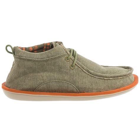sanuk mens boots sanuk walla chukka boots for save 62