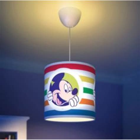 childrens character disney bedroom lighting ceiling