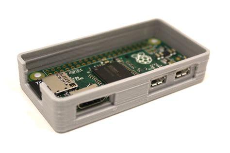 Termurah Raspberry Pi Zero W Include Cassing Led Minihdmi adafruit zero case 03