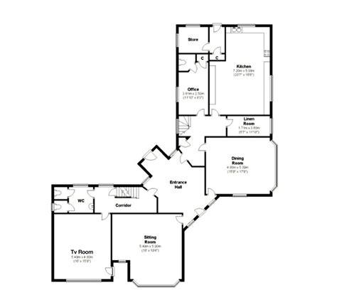 coastal floor plans floorplans the beach house exmouth devon the beach