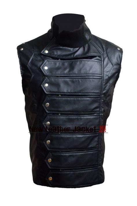 Longch Cuir Doff Premium Size Sblack leather vest jacket designer jackets