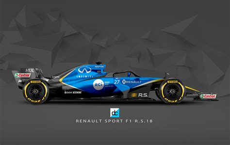 Renault 2020 F1 by 2019 Renault F1 Concept Liveries On Behance Flying