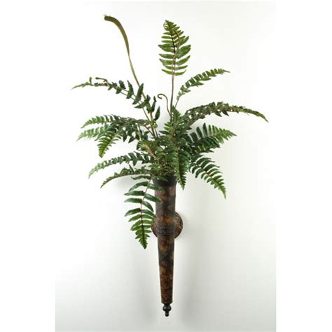 Plant Wall Sconces Outdoor