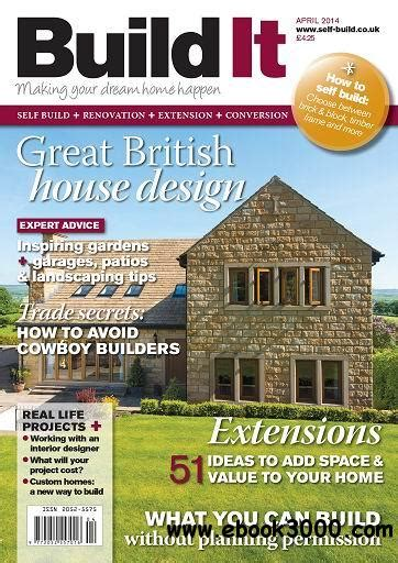 build it home improvement magazine april 2014 free
