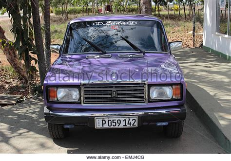 Cuba Lada Lada Cuba Stock Photos Lada Cuba Stock Images Alamy