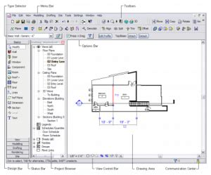 revit tutorial getting started getting started with revit architecture