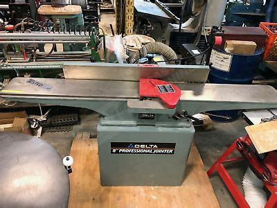 1948 8 Quot Oliver Jointer Model 144 Bd Woodworking Machinery