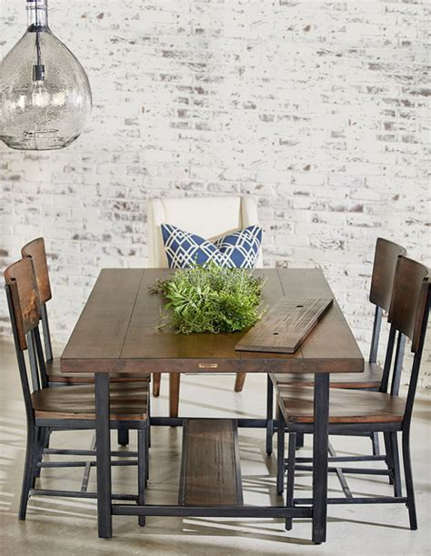 Kitchen Faucets Houston by Magnolia Home Framework Dining Table With Planter
