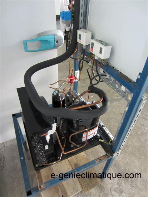groupe si鑒e auto explication froid01 le circuit frigorifique de base dans une chambre
