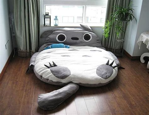 totoro bed 10 of the world s wackiest beds ideas for home garden