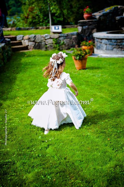 Garden Wedding Flower Dresses by 2016 Garden Wedding Flower Dresses Of The Year Pegeen