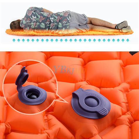 naturehike air mattress ultralight gear sleeping mat