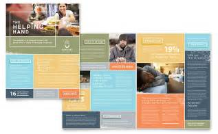 newsletter design templates homeless shelter newsletter template design