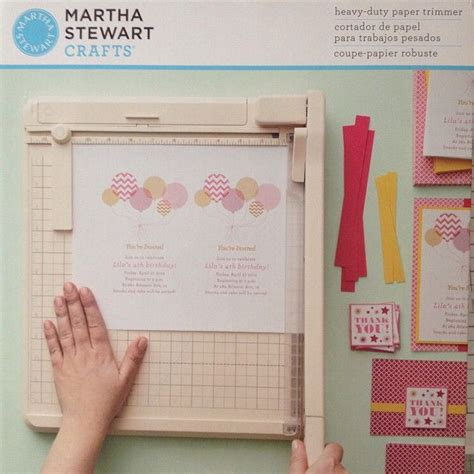 martha stewart crafts paper trimmer 27 best things to buy images on