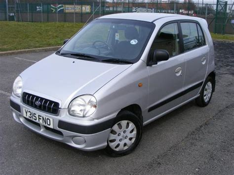 hyundai amica si used hyundai amica 2001 petrol 1 0 si 5dr auto year