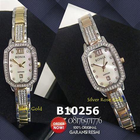 Bonia Rantai Kombinasi Gold promo jam tangan wanita bonia b10256 tesoro original