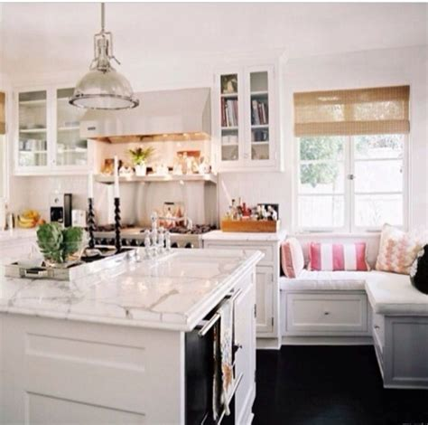 kitchen window bench seating white kitchen window seat for the home pinterest