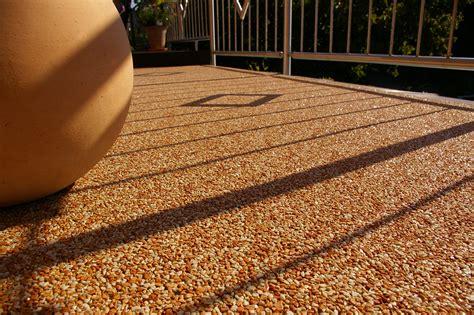 vorhänge für terrassen bodenbelag terrasse rehau relazzo puro terrassen le