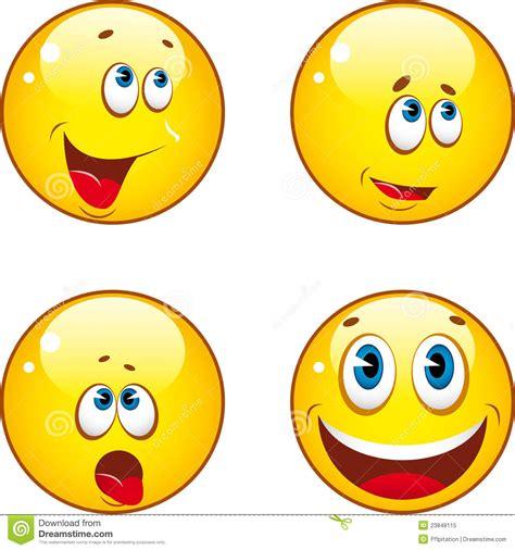 imagenes de iconos alegres iconos sonrientes