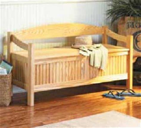 storage bench plans woodworking storage bench plans
