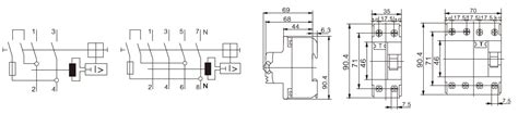 rccb wiring diagram