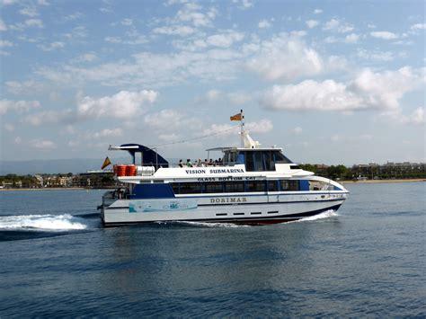 catamaran boat trip salou ferry cambrils salou 16 30pm creuers costa daurada