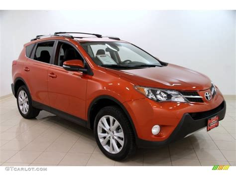 2015 lava toyota rav4 limited awd 102308417 gtcarlot car color galleries