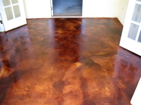 Sarasota Concrete Acid Stain   Gallery   TOP THAT CONCRETE