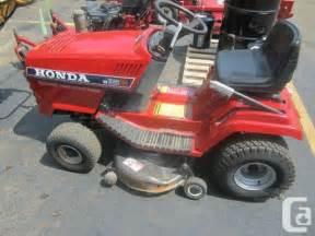 Honda Lawn Mowers On Sale Honda Ht3813 Lawn Mower Ajax For Sale In