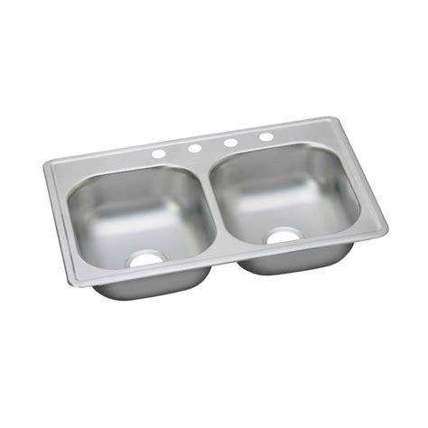 Kohler Kennon Drop In Undermount Neoroc 33 In 1 Hole Drop In Kitchen Sinks Bowl