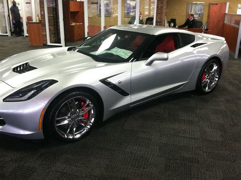 2016 corvette stingray price 2016 corvette stingray less than 300 on it