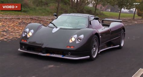 old pagani carscoops pagani videos posts