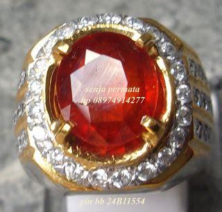Garnet Birma Cutting cincin batu permata garnet 087 batu permata batu mulia