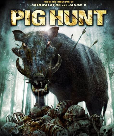 film giant pig 31 flavors of horror 7 chaw 2009 v pig hunt 2009