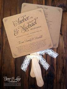 Fan Wedding Program Fan Wedding Programs On Pinterest Wedding Fans Wedding Program Fans And Fan Programs