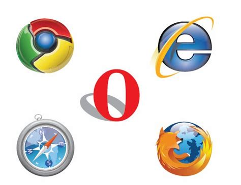 browser clipart free ie chrome firefox safari opera logo vector free
