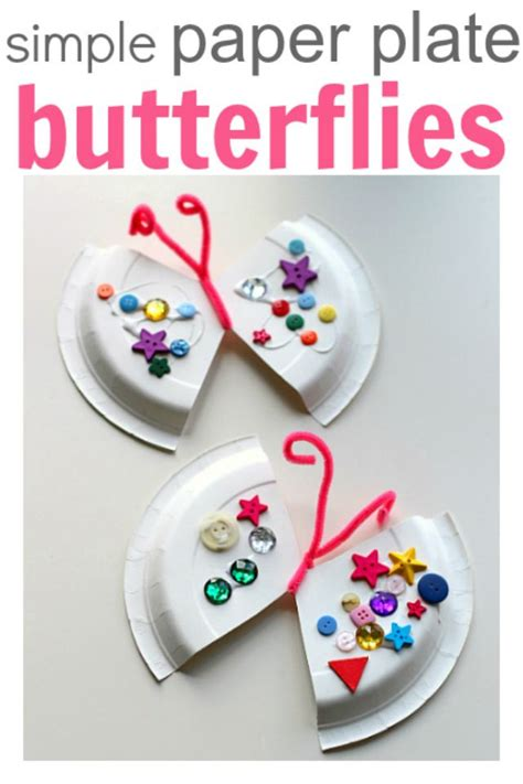 What Can You Make With Paper Plates - 17 best ideas about insect crafts on bug