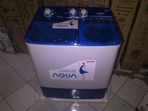 Mesin Cuci Sanyo 870 Xt jual sanyo mesin cuci 2 tabung seri 870 xt karyajayaelectronikhendy