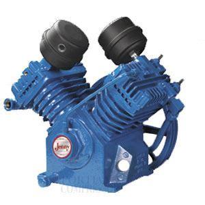 jenny emglo air compressor bare pump gu model