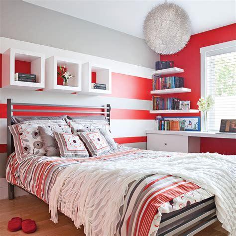 Formidable Chambre Garcon Bleu Turquoise #7: color-zoning-en-rouge-gris-et-blanc.jpeg