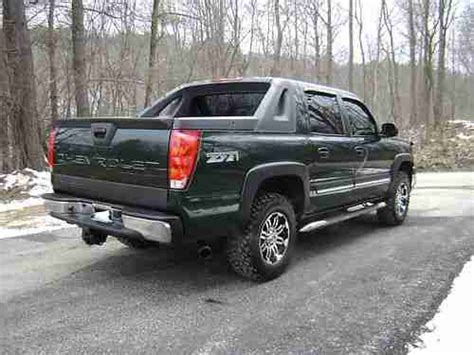 how does cars work 2004 chevrolet avalanche 1500 buy used 2004 chevrolet avalanche 1500 z71 crew cab pickup 4 door 5 3l in almond new york