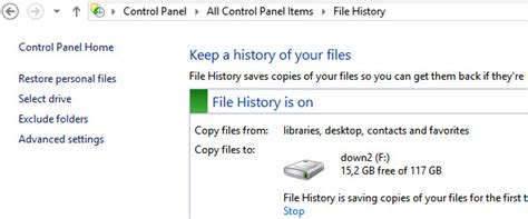 windows 10 video tutorial ro file history salveaza si recupereaza fisiere in windows 8