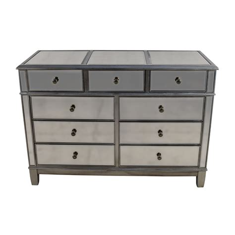 hayworth mirrored bedroom furniture collection pier one dressers bestdressers 2017